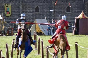 jousting (photo grabbed from http://www.talentonline.co.nz)