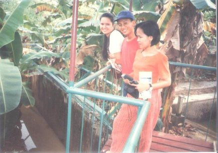 october 1995 at crocodile farm