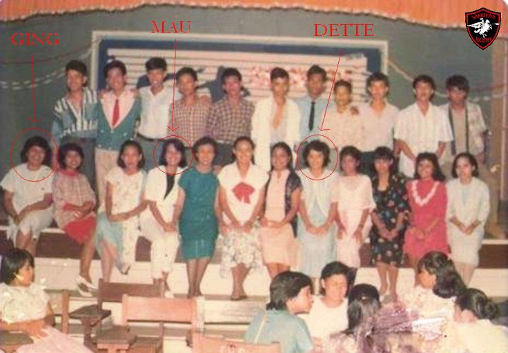 IV-courtesy seniors' night  buhs 1986