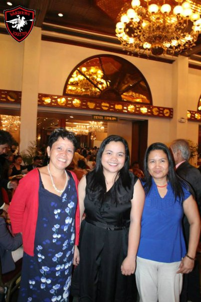 obet, arianne and nano, my other sister