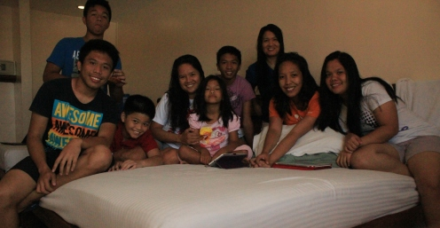 group shot in room F3