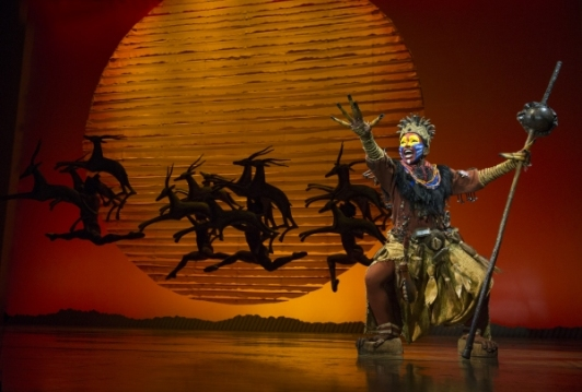Disney's THE LION KING to Premiere in Manila in March 2018