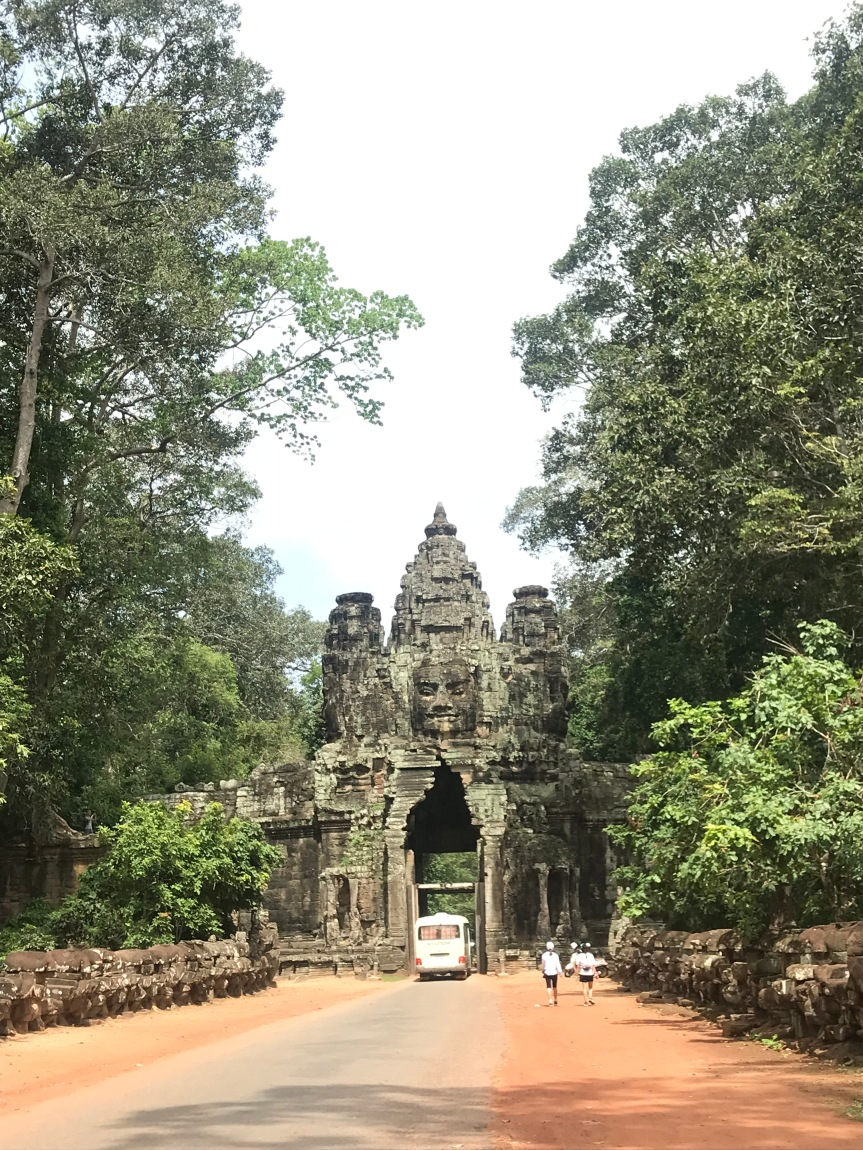 Khmer Empire Marathon: My Quest for Absolute Freedom