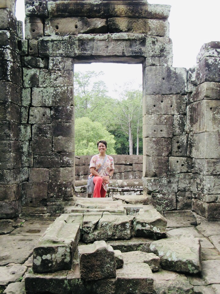 My Trance State of Mind in Angkor Wat